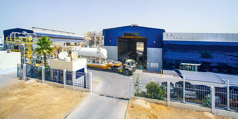 Euro Mechanical | Leading engineering supplier in Abu Dhabi, UAE